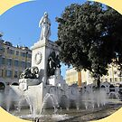 Place Garibaldi Nice by daffodil