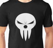 Shinigami skull two Unisex T-Shirt