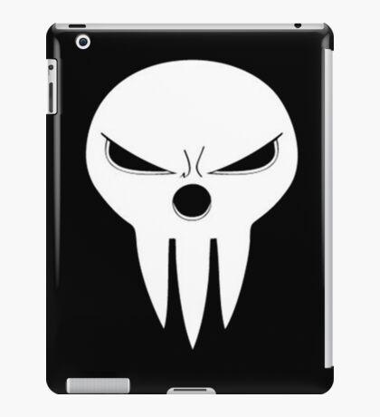Shinigami skull two iPad Case/Skin