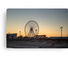OC Ferris Wheel Canvas Print