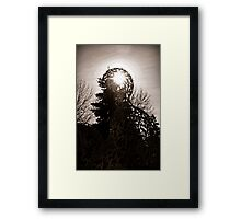 """Idea"" Framed Print"