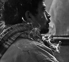 Smoke screen by bambiisme
