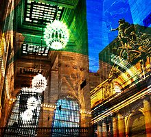 Grand Central by Skip Hunt