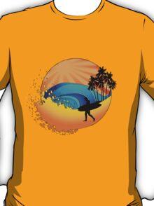 Summers surf T-Shirt