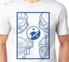 Blue Team - Light Unisex T-Shirt