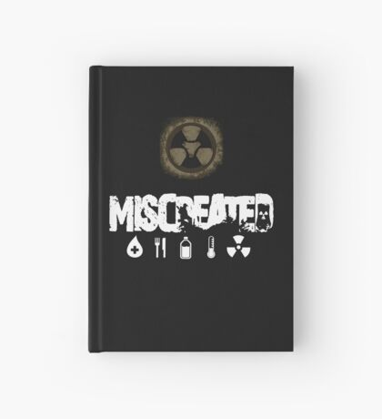 Miscreated  Design 3 (Official) Hardcover Journal