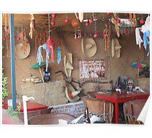 Cuates y Cuetes Bar, Olas Altas Poster