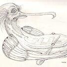 Bird Boat by Jeffrey Neumann