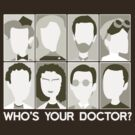 Who's Your Doctor? *SEPIA* by mcgani