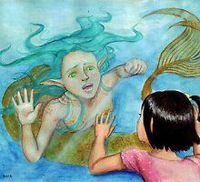 aquariumermaid by m1m13