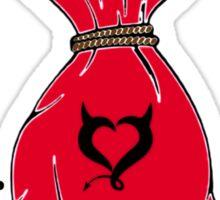 EGG SHEN'S SIX DEMON BAG Sticker