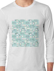 BREAKFAST_2 Long Sleeve T-Shirt