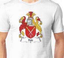 Hale Coat of Arms / Hale Family Crest Unisex T-Shirt