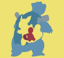 Squirtle, Wartortle, and Blastoise by thelastfreenoob