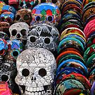 The Skulls are symbolising the Death - Las Calaveras son Symbolos de la Muerte by PtoVallartaMex