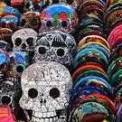The Skulls are symbolising the Death - Las Calaveras son Symbolos de la Muerte by PtoVallartaMex