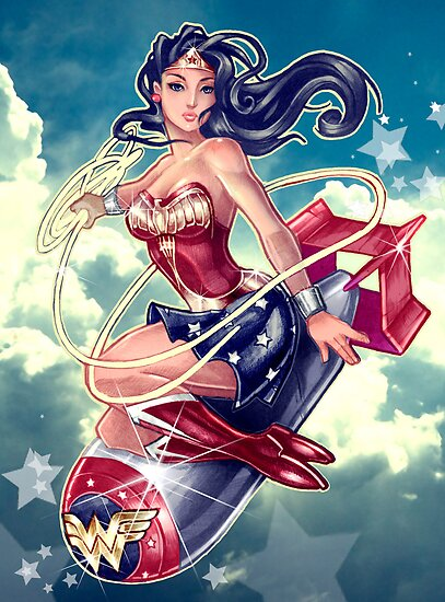 WONDERBOMB by Tim  Shumate