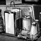 Still Life at the Down Home Diner by DAVID  SWIFT