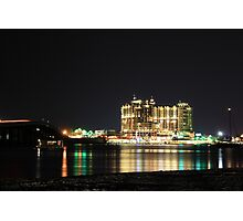 Night Filled With Light Photographic Print