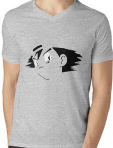ASH Mens V-Neck T-Shirt