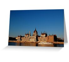 Parliament Greeting Card