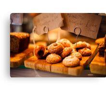 Deli Biscuits Canvas Print