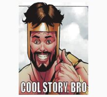 Cool story bro by Koralev