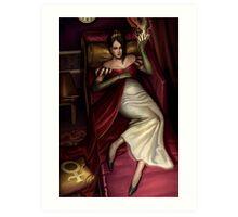 Steampunk Empress Art Print