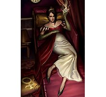 Steampunk Empress Photographic Print
