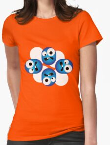 GOO PEOPLE Womens Fitted T-Shirt
