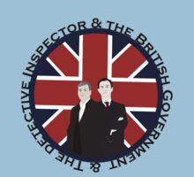 The British Government & The Detective Inspector by Anglofile