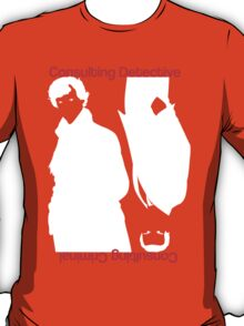 Consulting Detective, Consulting Criminal T-Shirt