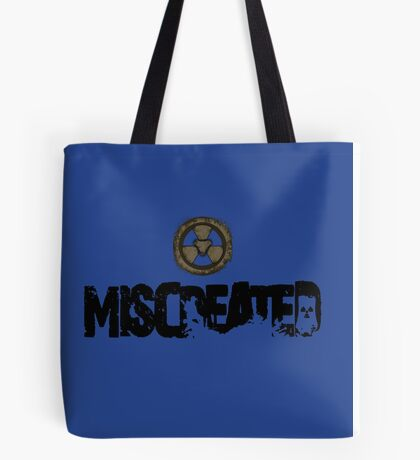 Miscreated Design 1 Blue  (Official) Tote Bag