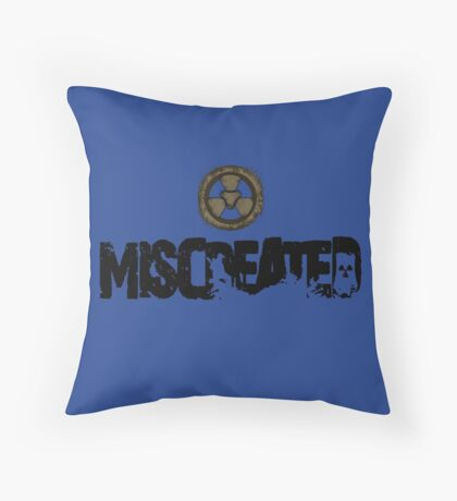 Miscreated Design 1 Blue  (Official) Throw Pillow