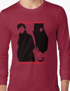 Consulting Detective, Consulting Criminal #2 Long Sleeve T-Shirt