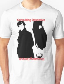 Consulting Detective, Consulting Criminal #2 T-Shirt