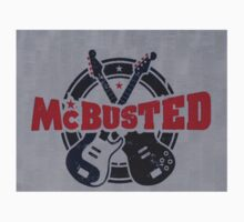 McBusted logo take of The Mighty Ducks One Piece - Long Sleeve