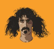 Frank Zappa by DebbieDoesDogs