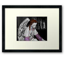 Angel (SC) Framed Print