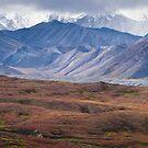 Alaska Slopes by Walter Quirtmair