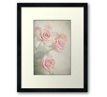 Gently Pastels Framed Print