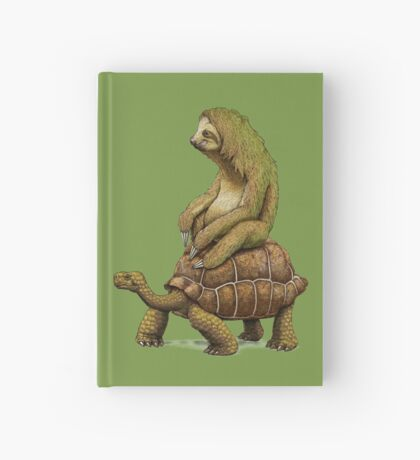 Speed is Relative Hardcover Journal
