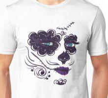 Day of Dead Girl Face 9 Unisex T-Shirt