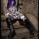 Cybergoth Photography 002 by Ian Sokoliwski