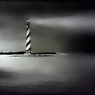 Cape Hatteras Lighthouse by Mitch Adams