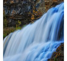 Willow River Falls 7 Photographic Print