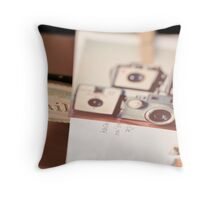 Outgoing Mail Throw Pillow