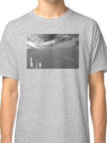 LiveTheDream - First Tracks Design Classic T-Shirt