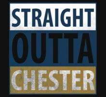 Straight Outta Chester by aeedesign