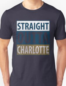 Straight outta Charlotte! Unisex T-Shirt
